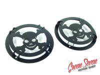 Гриль об'ємний Skull MK1