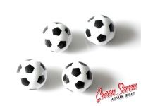 Valve caps Football