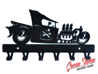 Hot Rod III Scull