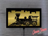 Світильник Steam locomotive LED