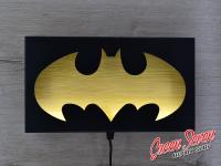 Світильник нічник Batman LED