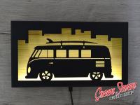 Світильник нічник Volkswagen Samba LED