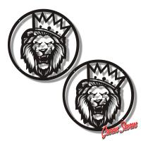 Гриль плаский Lion Crown