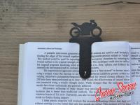 Закладка скріпка для книг Bike Sport