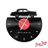 Годинник настінний ВОЛГА ГАЗ 21