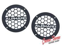 Гриль плаский Alphard