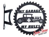 My Garage My rules Hot Rod