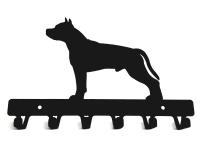 Вішак Staffordshire Terrier метал