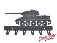 Tank T34 war Hanger metal